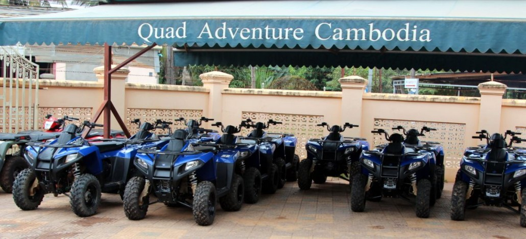 Day 1 – Quad Adventure Cambodia
