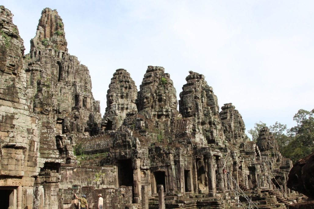The Bayon – Faces of Stone