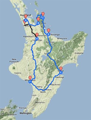 New-Zealand-Itinerary---Feb-2014