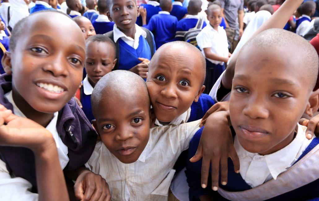 Moshi Schools – Mandela, Azimio & Kalolemi